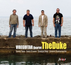 Vibeguitar Quartet - The Duke